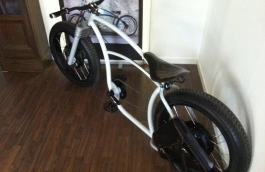 Vélo électrique extrême Tomridercorso Basman 346