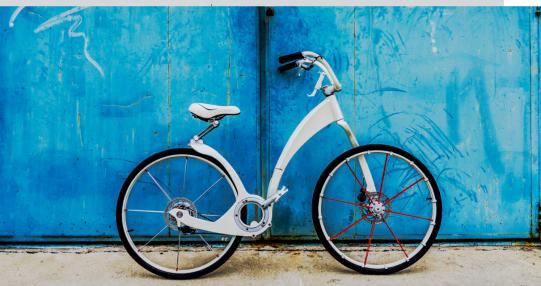 Vélo électrique pliant Gibike