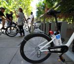 Vélos libre service à Madrid