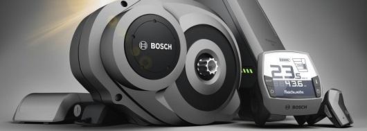 Vélo électrique Bosch Active Line