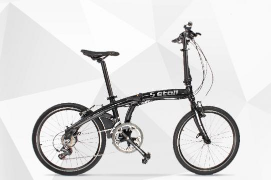 Vélo électrique pliant Stail