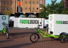 Foodlogica, vélos électriques cargo