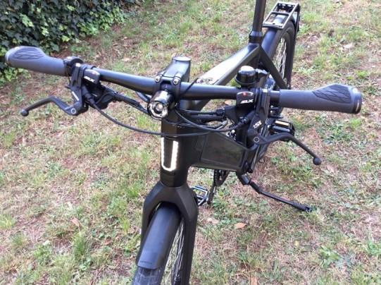 feu diurne vélo électrique Stromer ST2