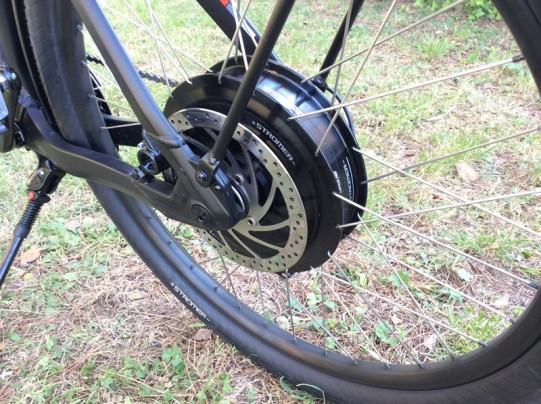moteur vélo électrique Stromer ST2