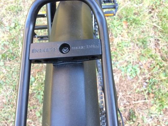 porte-bagages vélo électrique Stromer ST2