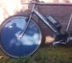 vélo électrique solaire