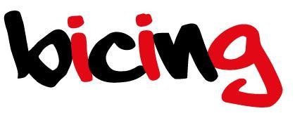 logo Bicing electrico Barcellona