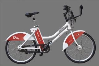 vélo électrique Barcellona