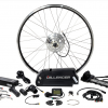 Test de kit pour vélos électriques Dillenger 250W 360Wh