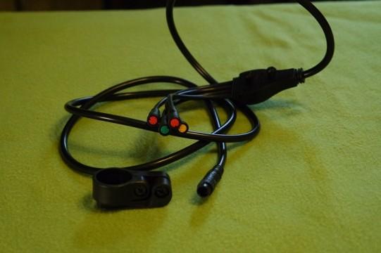 cable vélo électrique