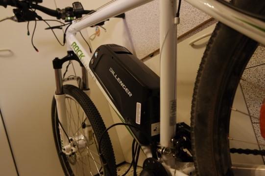 batterie kit vélo électrique