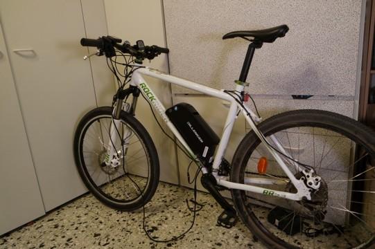 kit pour vélo électrique