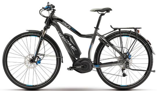 vélo électrique pour cyclotourisme
