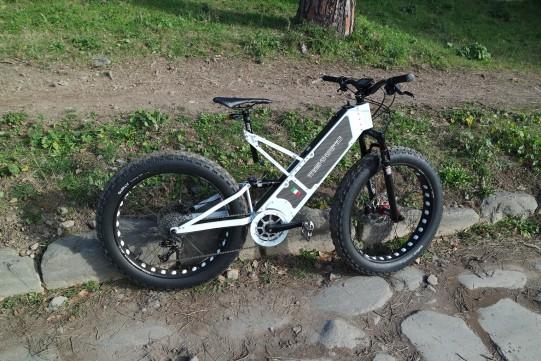 Test fat bike électrique Mekkanobike