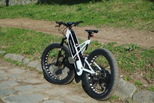 composants électriques fat bike