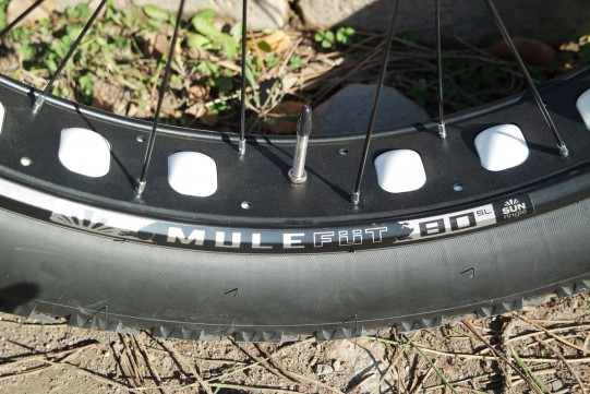 roue fat bike
