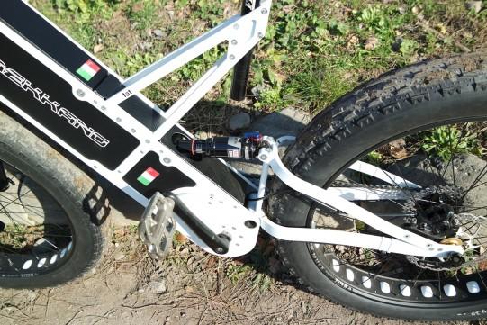 cadre fat bike électrique
