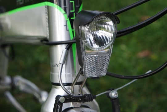 lumière vélo électrique pliant Monty EF39