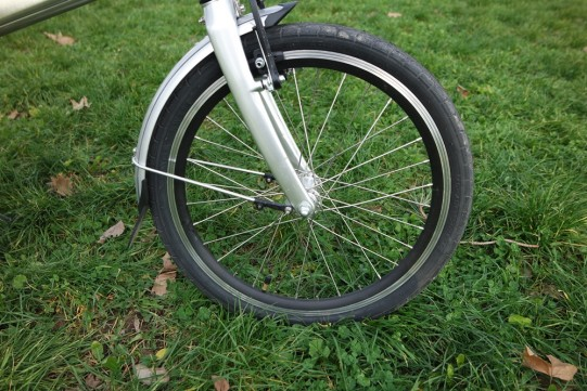 roues vélo
