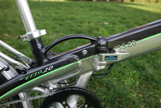 cadre vélo électrique