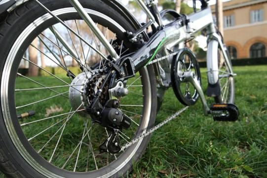 transmission vélo électrique