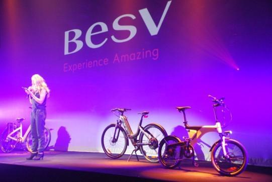 presentation vélos électriques BESV
