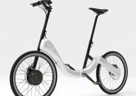 jivr bike vélo électrique pliant