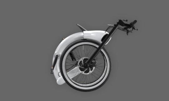 vélo plié