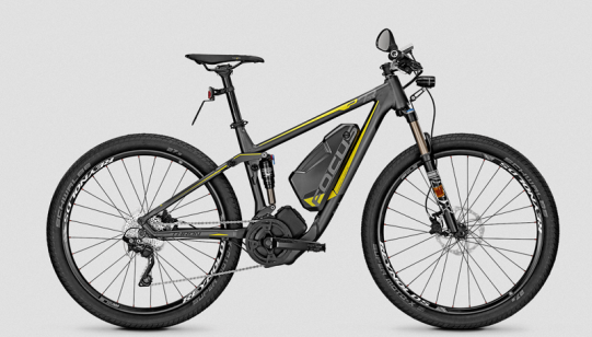 test vtt electrique focus throne