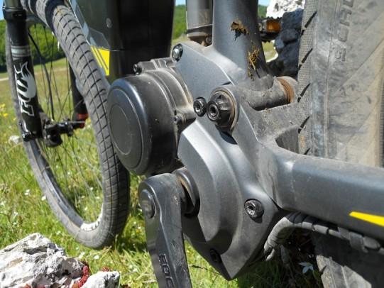 moteur vtt électrique
