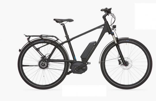 vélo électrique avec changement automatique