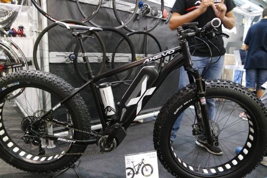 fat bike electrique avec deuxième batterie