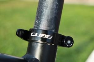 détail vélo Cube