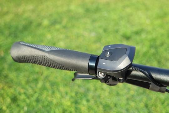 bouton-poussoir vélo électrique Bosch