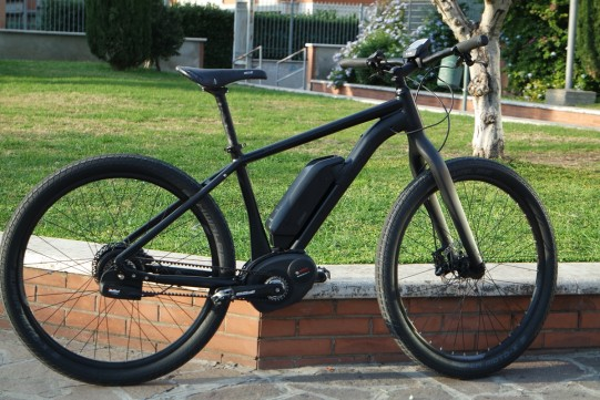 vélo électrique Bosch Cube
