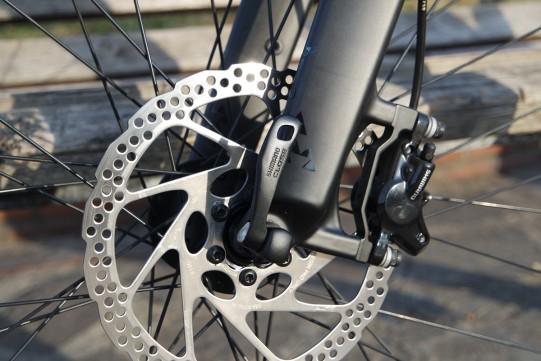 rotor frein à disque vélo