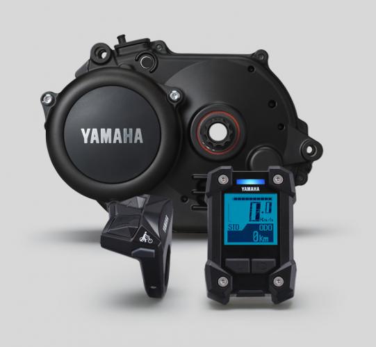système Yamaha PW-X