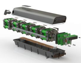 batterie BMZ 3Tron