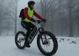 essai sur neige