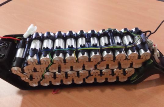 batterie de velo electrique